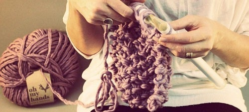 Beneficiile tricotatului - te ajută să fii mai îndemânatic