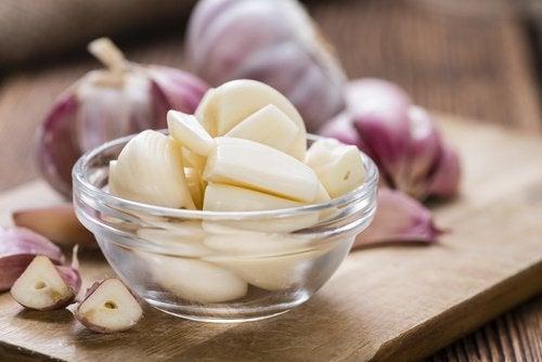 Usturoiul este un aliment foarte sănătos
