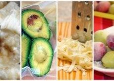 Anumite alimente pot fi congelate pentru a ține mai mult timp