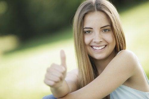 Atitudinea pozitivă te ajută să înfrunți greutățile vieții