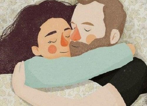 Dragostea trebuie dovedită în fiecare zi