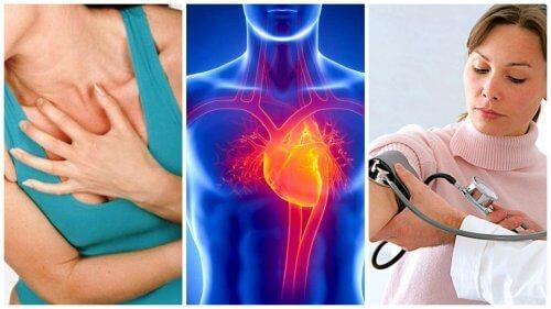 Hipertensiunea arterială poate provoca diverse complicații