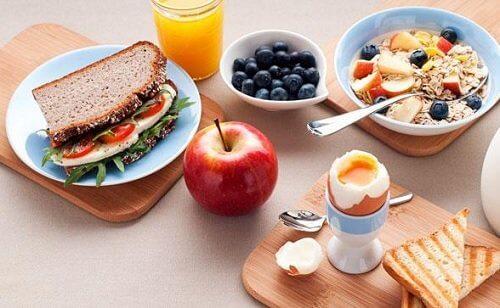 Metoda farfuriei te ajută să servești un mic dejun optim