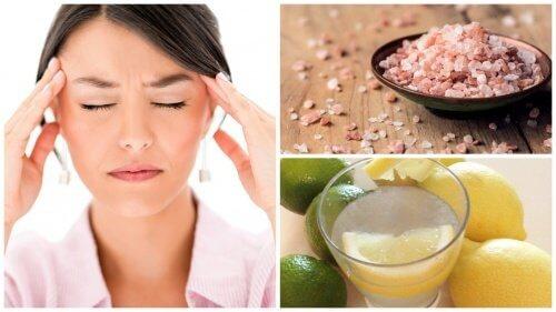 Migrenele pot fi tratate cu diverse remedii naturiste
