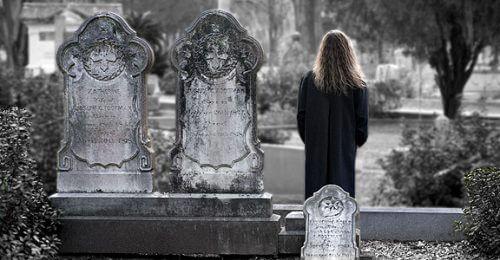 Moartea provoacă suferință și din cauza dependenței emoționale