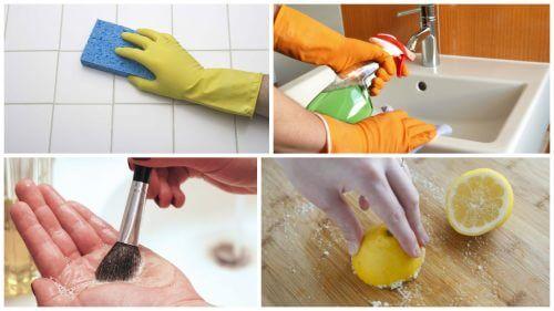 7 obiecte din casă care trebuie dezinfectate zilnic