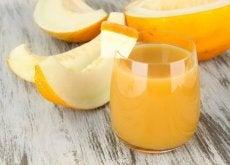 Cu puțin pepene galben, poți prepara o băutură naturală delicioasă