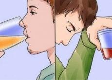 Alcoolul are anumite efecte negative asupra organismului uman
