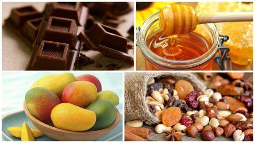 Există multe alimente gustoase care îți oferă energie