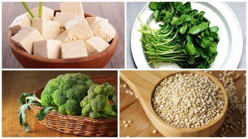 8 alimente de origine vegetală bogate în proteine