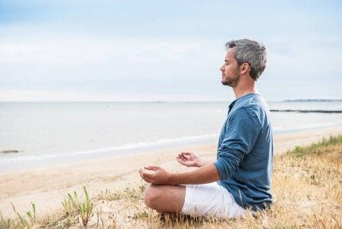 Puțină meditație alungă anxietatea