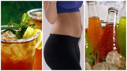 Anumite băuturi te împiedică să slăbești