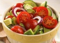 Anumite combinații alimentare sunt foarte sănătoase