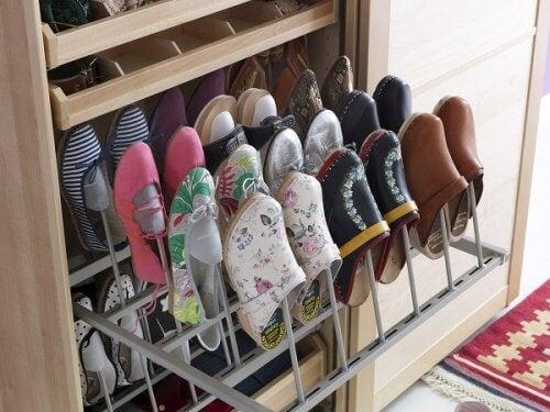 Dulapuri pentru pantofi