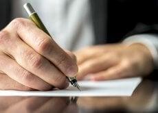Exprimarea în scris a emoțiilor este un obicei foarte sănătos