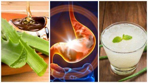 Combate gastrita cu un remediu natural simplu și eficient
