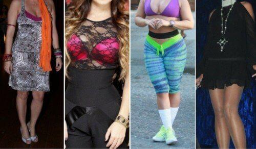 Cele mai frecvente 8 greșeli de stil vestimentar