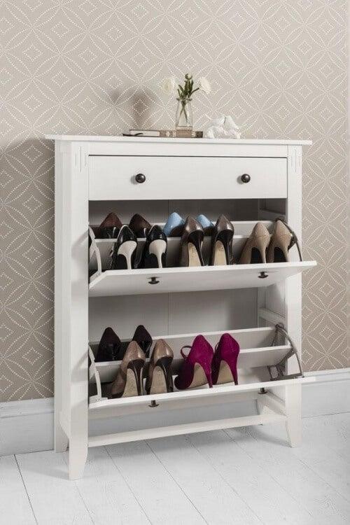 Cum să-ți aranjezi încălțămintea în pantofar special