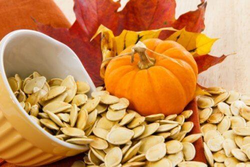 Semințele de dovleac – 8 motive să le consumi