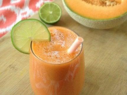 Smoothie-uri diuretice din pepene galben