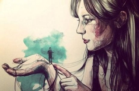 Stima de sine scăzută la persoane depresive