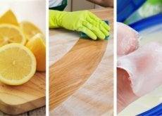 Nu ai nevoie de produse chimice pentru a curăța suprafețele din lemn