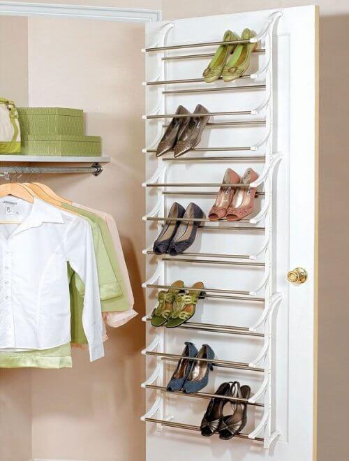Ușă de dulap cu pantofi