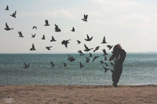 A renunța înseamnă a te elibera