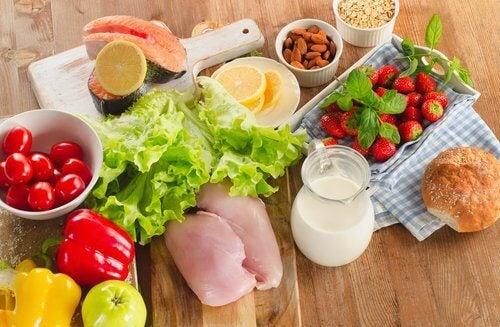 Alimente recomandate într-o dietă anticancer