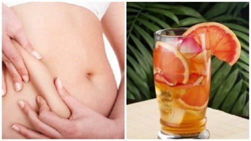 Băutură răcoritoare care accelerează metabolismul