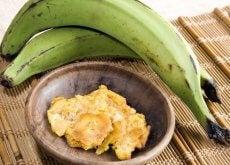 Bananele plantain verzi oferă numeroase beneficii pentru sănătate
