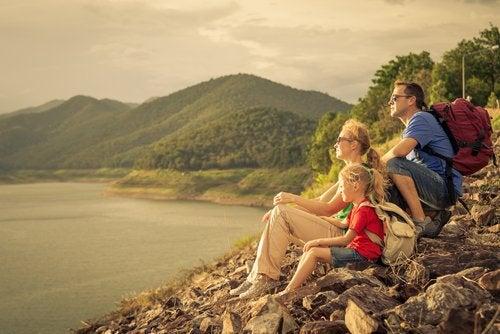 Beneficiile vacanțelor cu întreaga familie