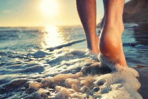 Beneficiile vacanțelor petrecute la mare