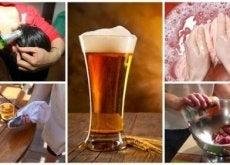 Berea prezintă numeroase utilizări alternative interesante