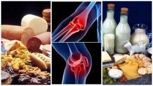hrana împotriva durerilor articulare
