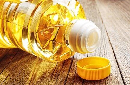 Durerile articulare și alimentele cu ulei