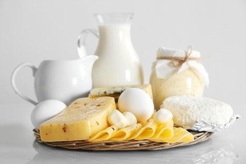 Durerile articulare și alimentele pe bază de lactate