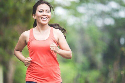 Exercițiile fizice previn pofta de alimente cu făină de grâu