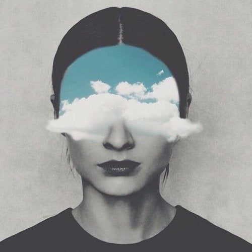 Câteodată gândurile negative te împiedică să vezi realitatea