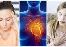 Infarctul miocardic prezintă simptome neobișnuite la femei