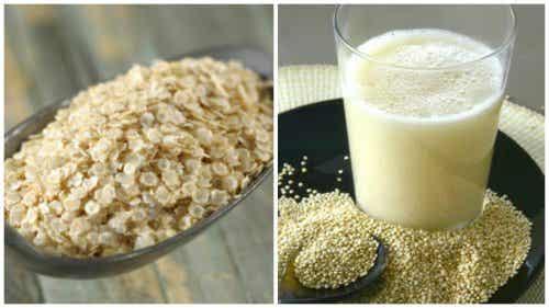 Laptele de quinoa - preparare și beneficii