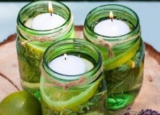 Poți să îți faci propriile lumânări parfumate la tine acasă