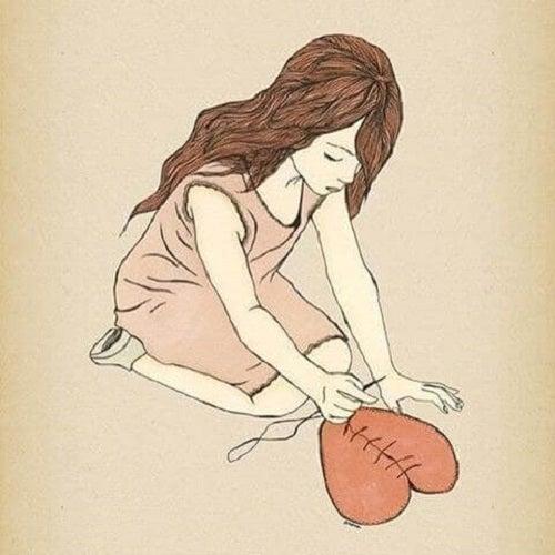 Oamenii răniți trebuie să accepte anumite situații