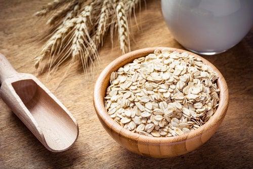 Ovăzul este o sursă sănătoasă de carbohidrați