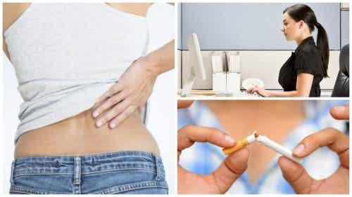 Remedii naturiste pentru durerile lombare acute
