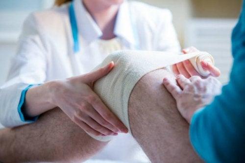 """Rupturile de menisc se vindecă cu un """"tratament viu"""""""