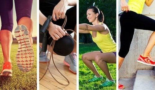 Sesiunile de exerciții intense – un adevăr surprinzător