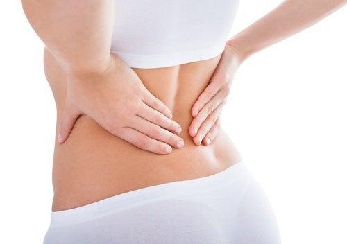 Anumite exerciții îți protejează spatele
