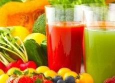 Sucurile naturale ajută la curățarea ficatului