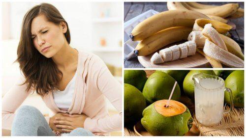 Alimente ce tratează durerea de stomac